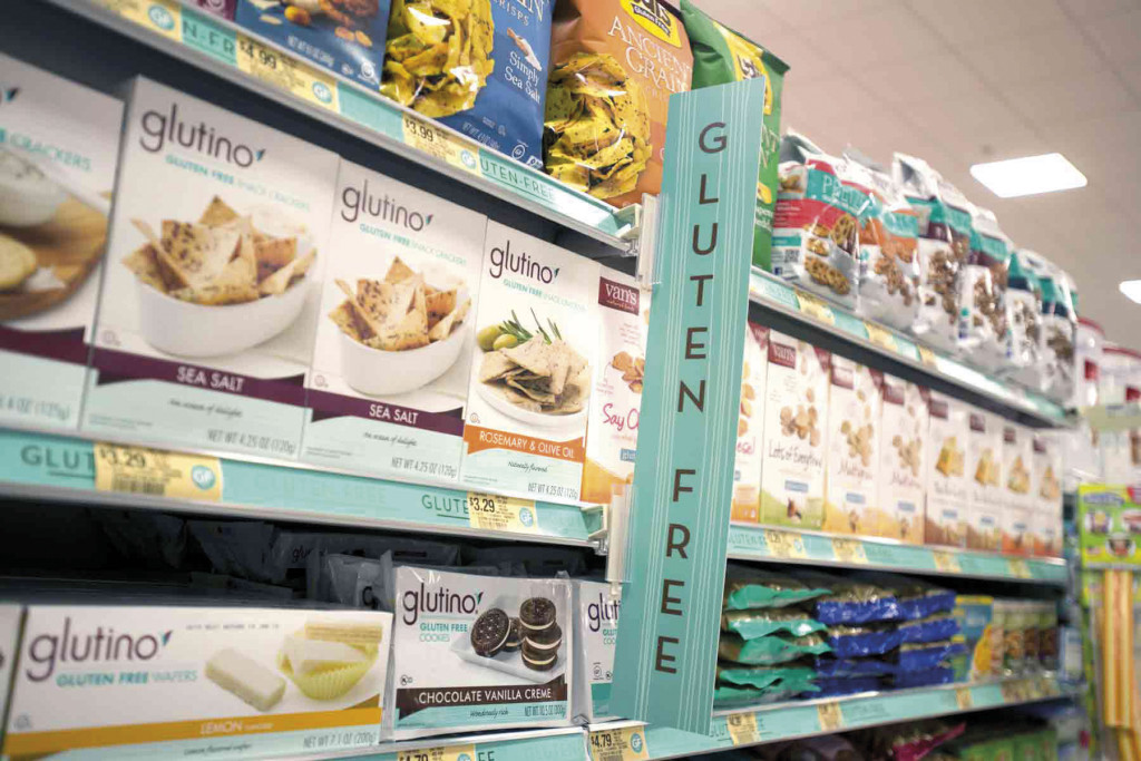 Store 1446; Shops at Publix Pavilion; Greenwood, SC; South Carolina; Charlotte Division; Grand Opening; Family Night; Gluten free section;