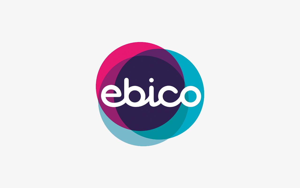 Ebico new brand identity campaign