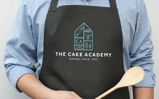 Cake Academy new brand design logo