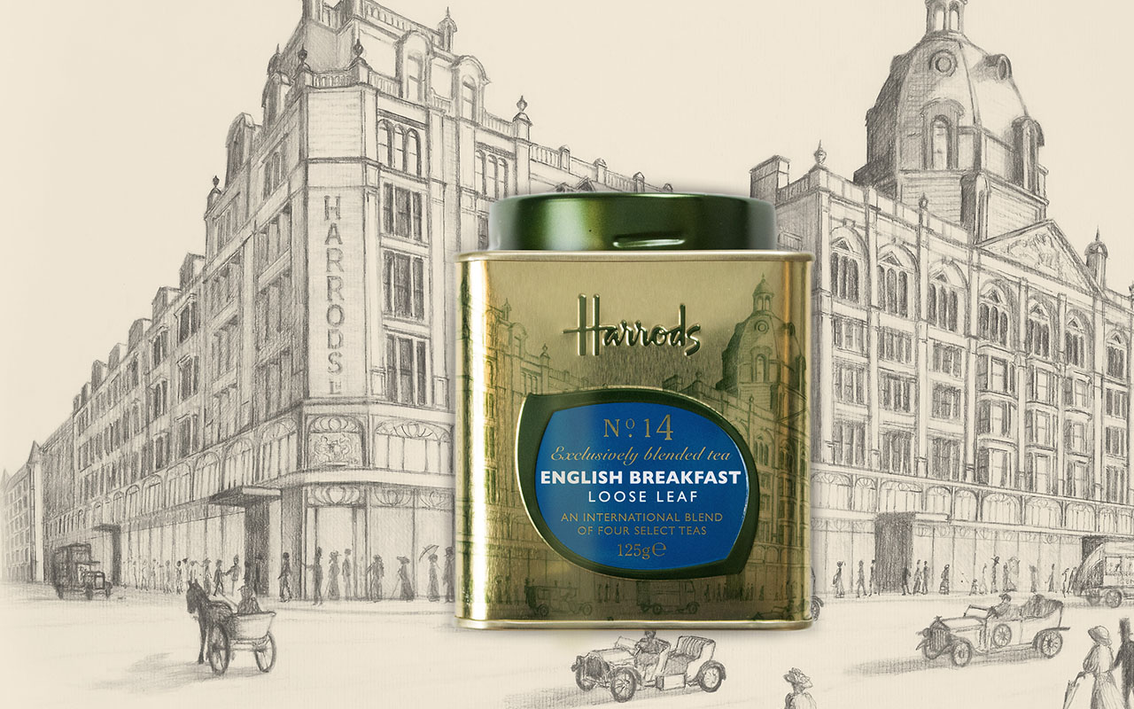 Harrods Case Study Branding Packaging Honey