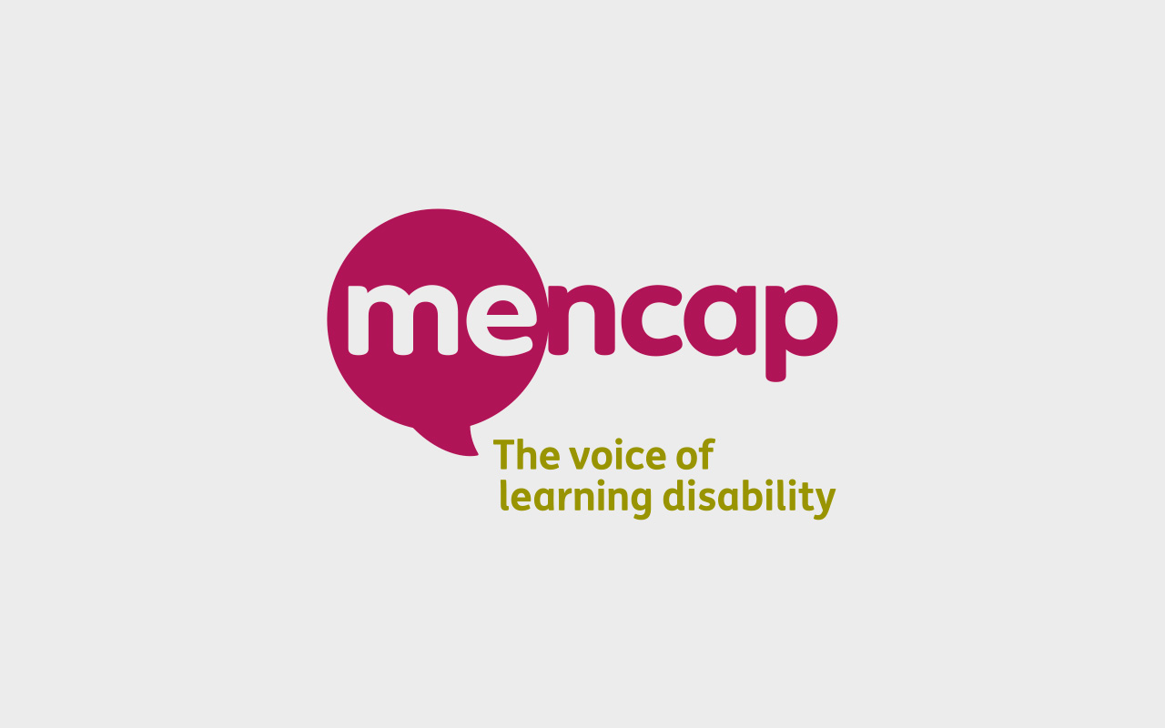 Mencap reposition and rebrand, new brand identity campaign