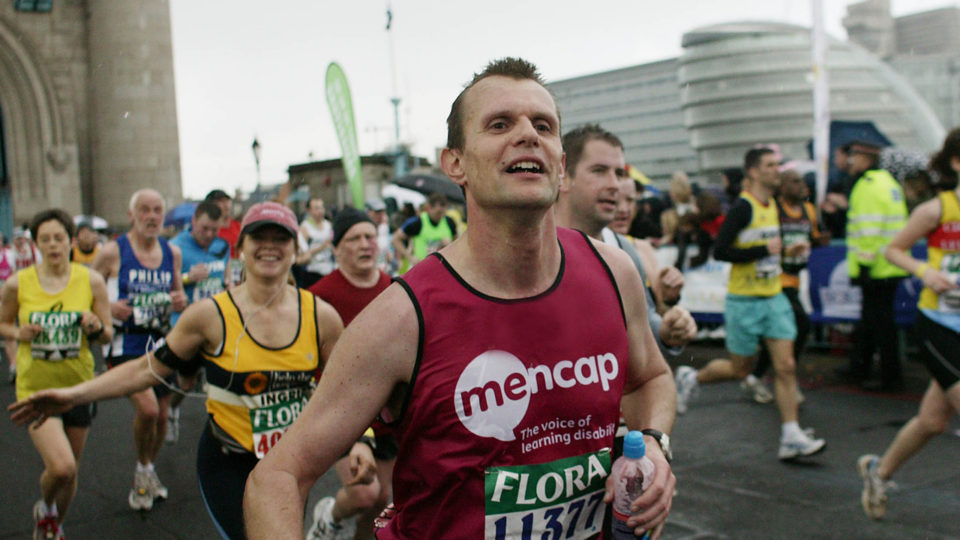 Mencap brand awareness