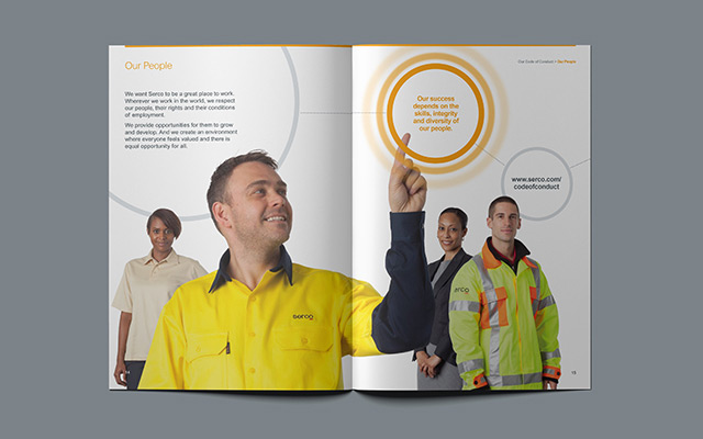 Serco Values Brochure