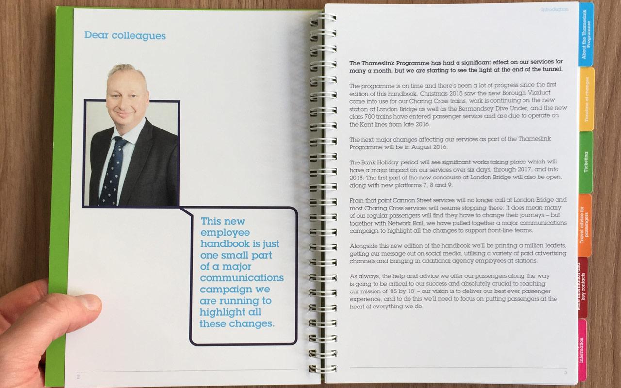 Southeastern Handbook engaging employees