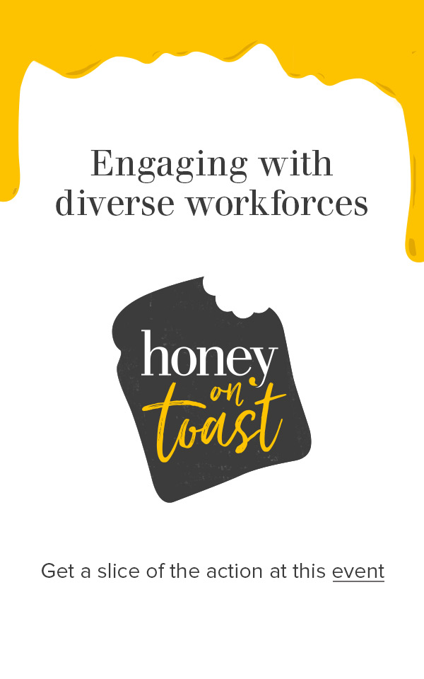 Engaging with  diverse workforces - Get a slice of the action at this event