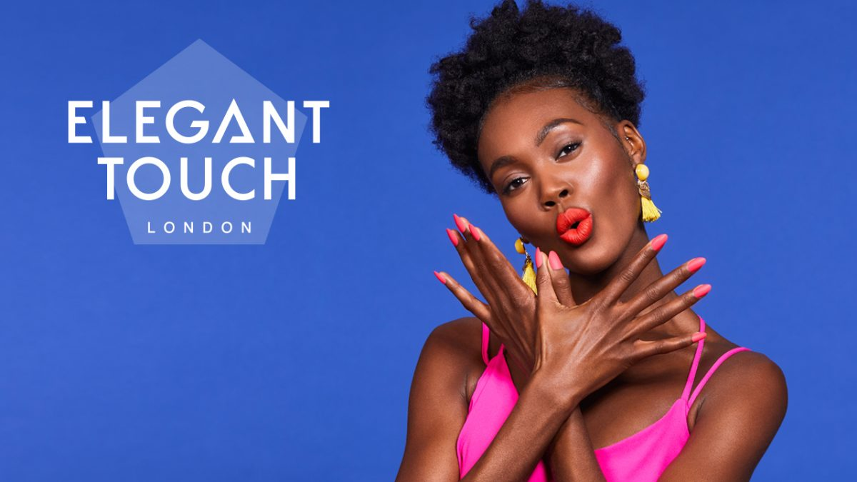 Elegant Touch new packaging redesign and rebrand campaign