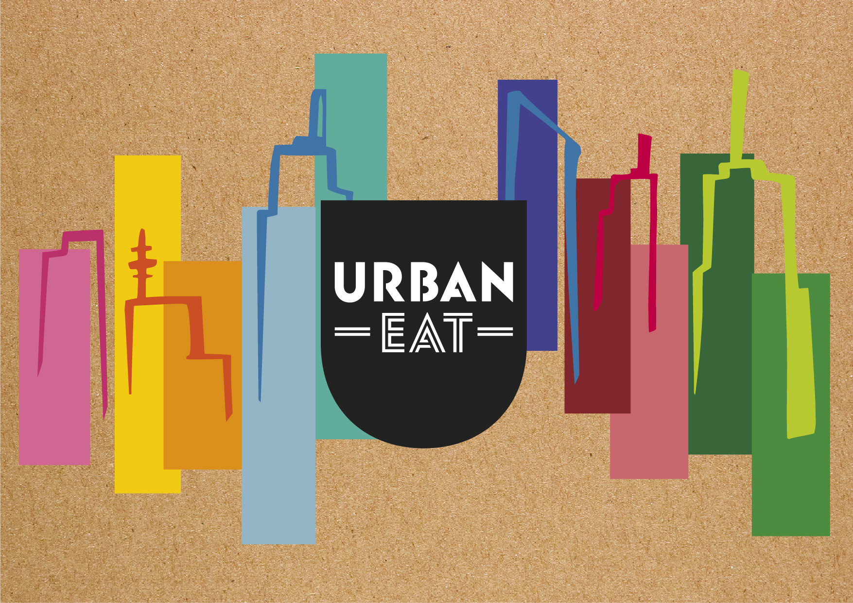 Urban eat logo