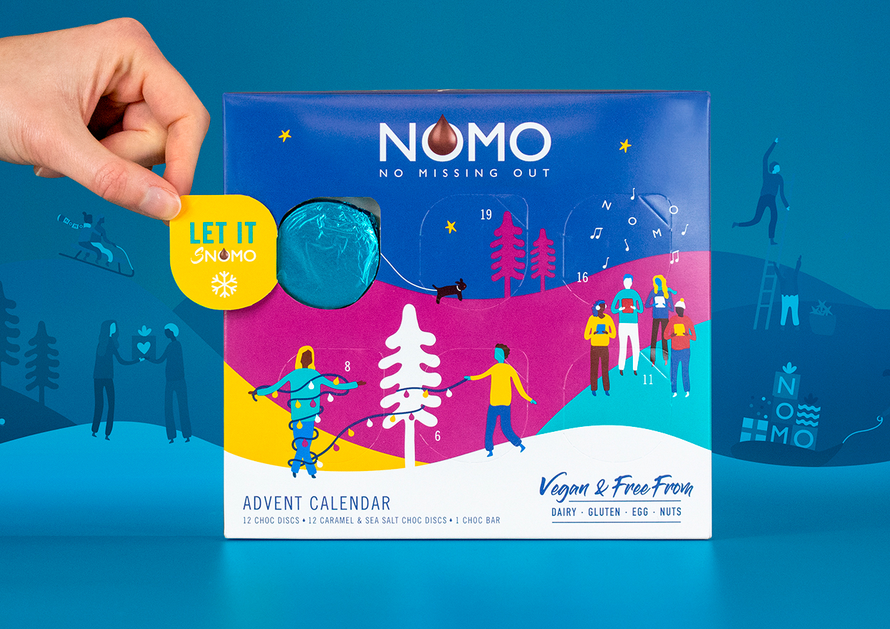 Nomo Christmast pack