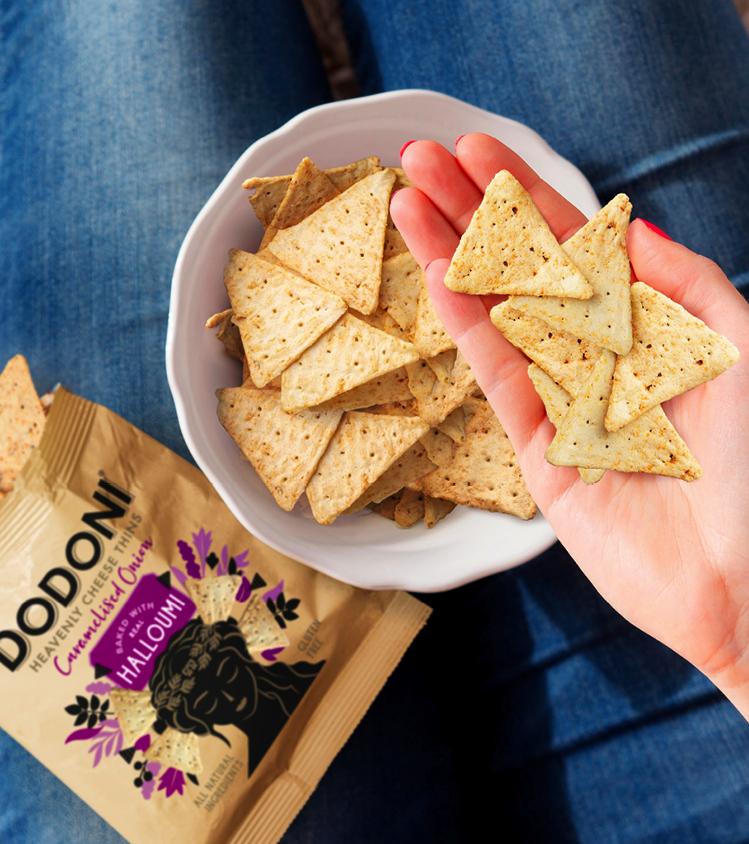 Dodoni tortilla chips